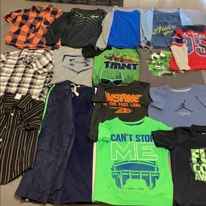 Boys sz 4/5 clothes for toddlers